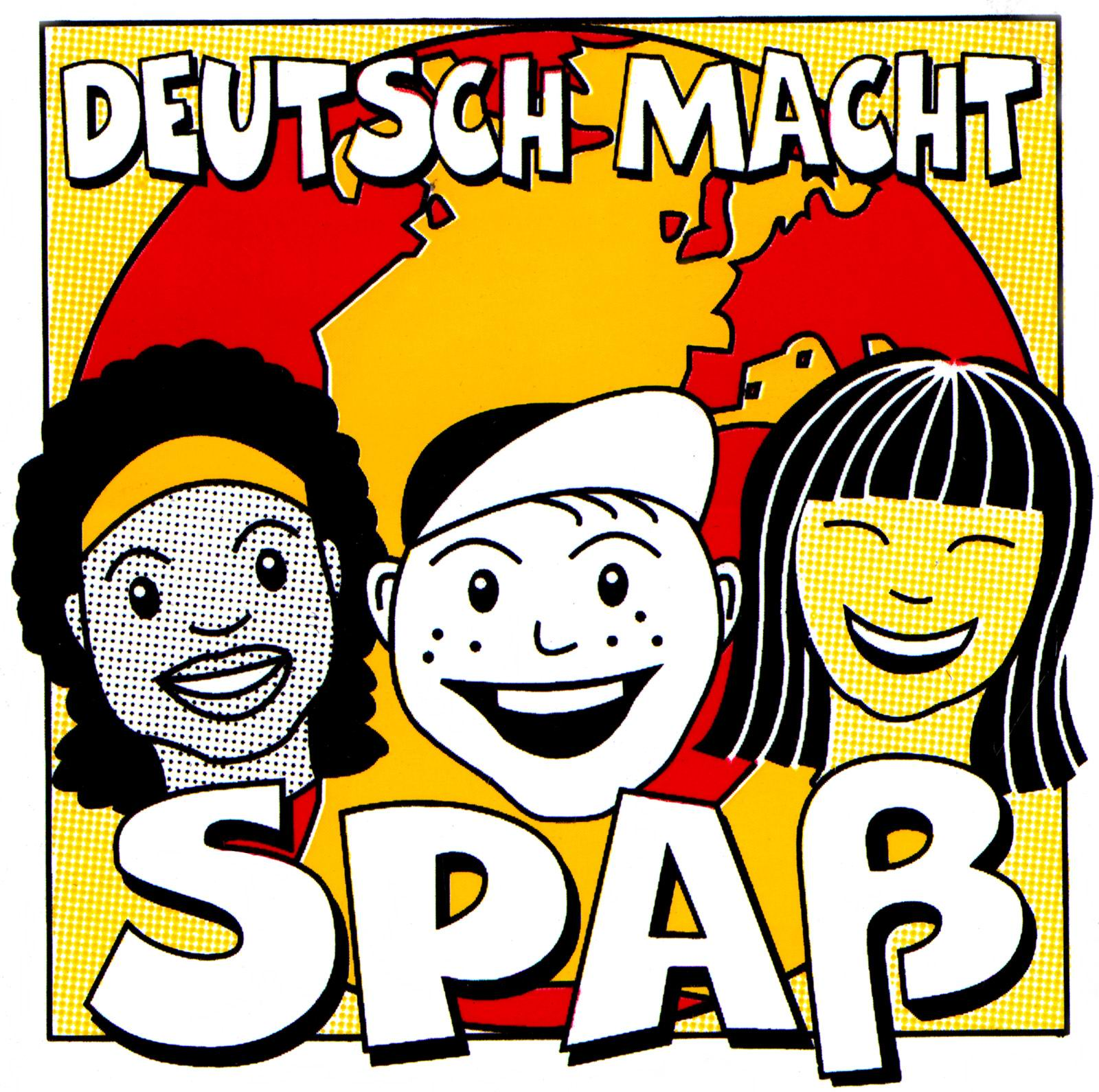 Image result for deutsch macht spass